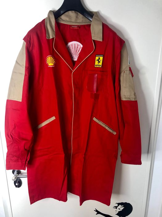 Vêtements - Camice da Lavoro - Ferrari Factory Size XL - Ferrari - Post 2000