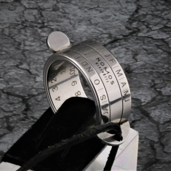 "Glashütte Original - ""NO RESERVE PRICE"" Nomos Peasant Sundial Ring Sunwatch Ring - Exclusive Concessionaire Lot- - NO RESERVE PRICE  - Unisex - 2011-present"