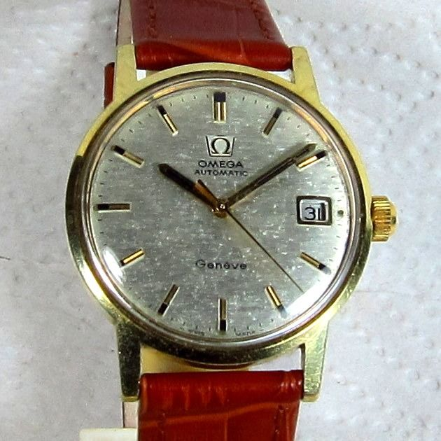 Omega - Geneve Automatic ref 166.070 - Homme - 1960-1969