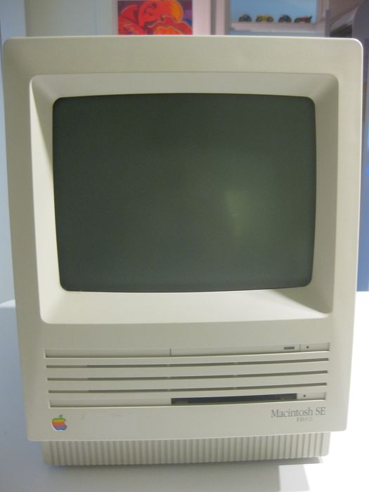 5011 Apple Apple Macintosh SE - Escritorio - Sin la caja original