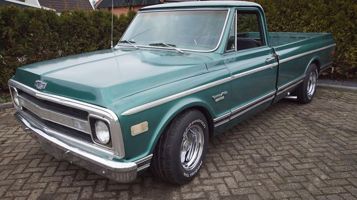 Chevrolet - C10 Pick up - 1970