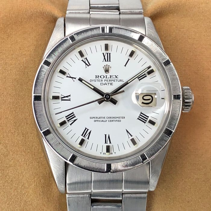 Rolex - Oyster Perpetual Date - 1501 - 中性 - 1960-1969