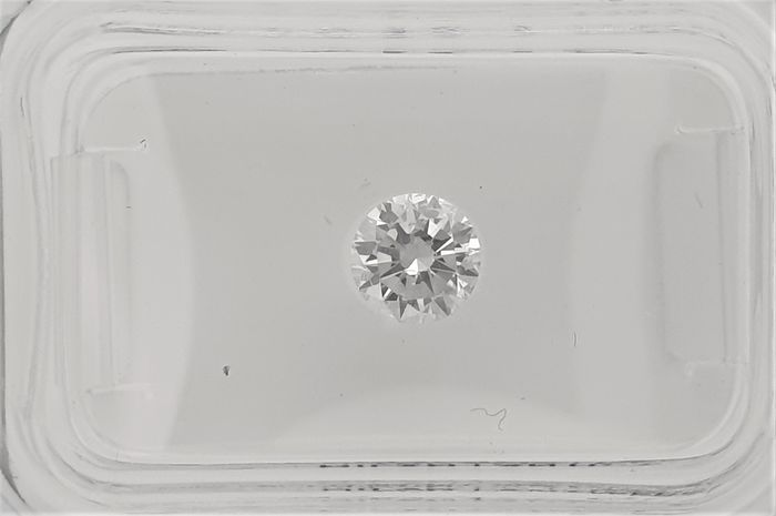 Diamante - 0.50 ct - Brilhante - H - VS2
