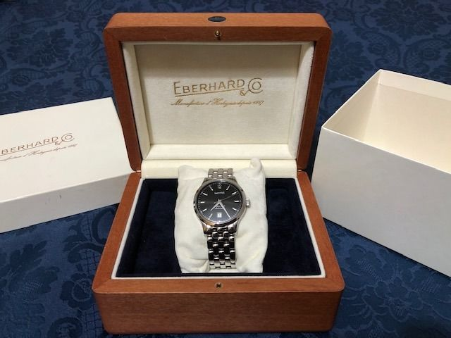 Eberhard & Co. - Extra Fort - Hombre - 2000 - 2010