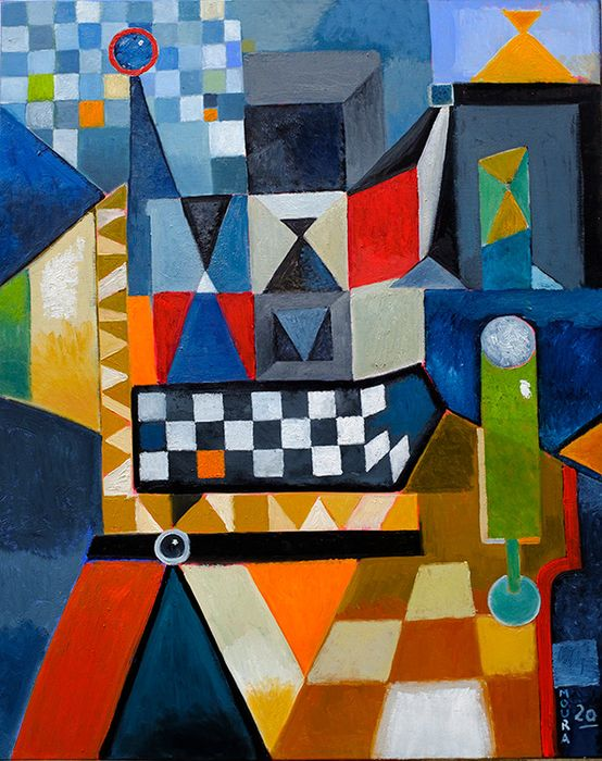 Miguel Machado Moura - Gin and Chess
