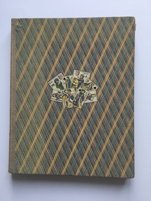 Eugene Kolb - Old Playing Cards from the fifteenth to the nineteenth century - 1940