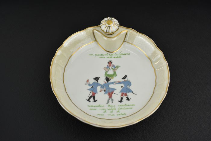 Bernardaud & Co. Limoges - Plate Warmer - Porselein