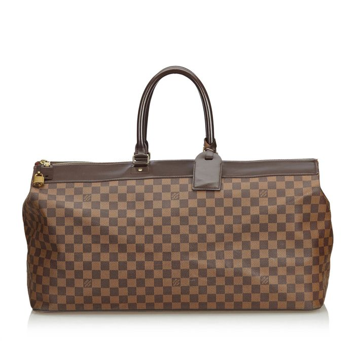 Louis Vuitton - Travel Bag Damier Ebene Greenwich GM