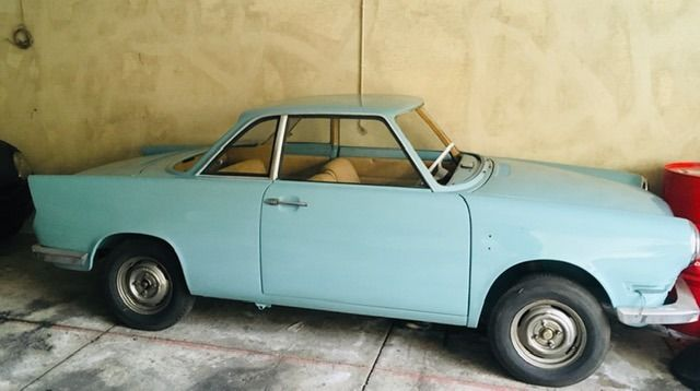 BMW - 700 Sport Coupe - 1962