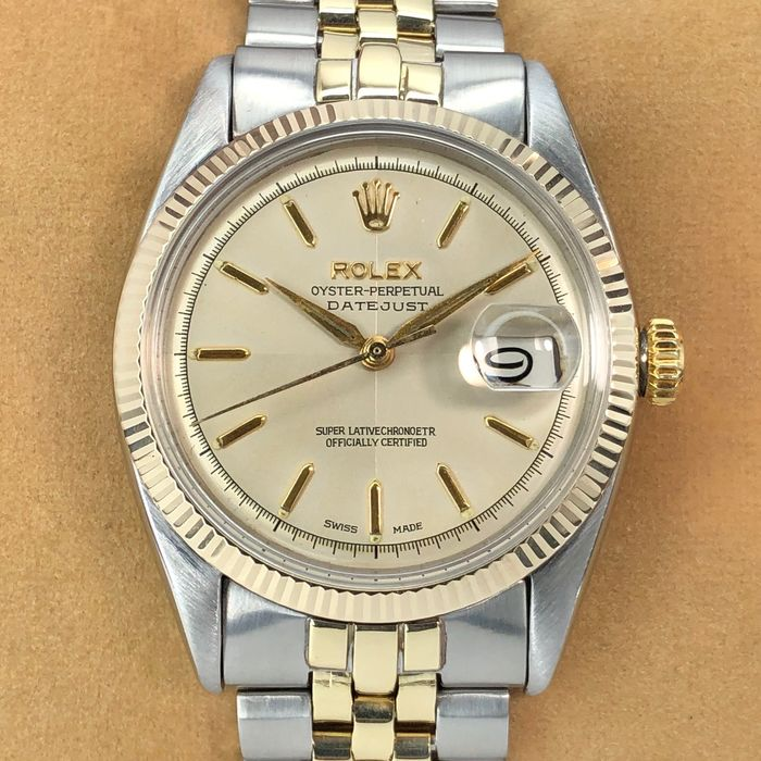 Rolex - Oyster Perpetual Datejust - 6605 - Unisex - 1950-1959