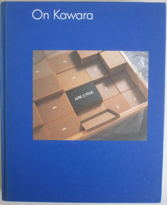 On Kawara - Lot with 2 publications - 1991/2008