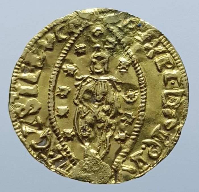 Italy - Venice - Imitation of the Venetian Ducat - Gold