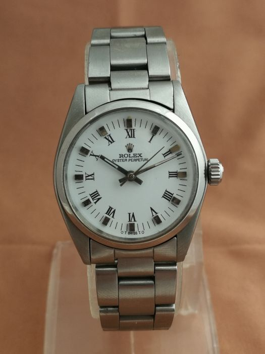 Rolex - Oyster Perpetual - 6748 - Dames - 1980-1989