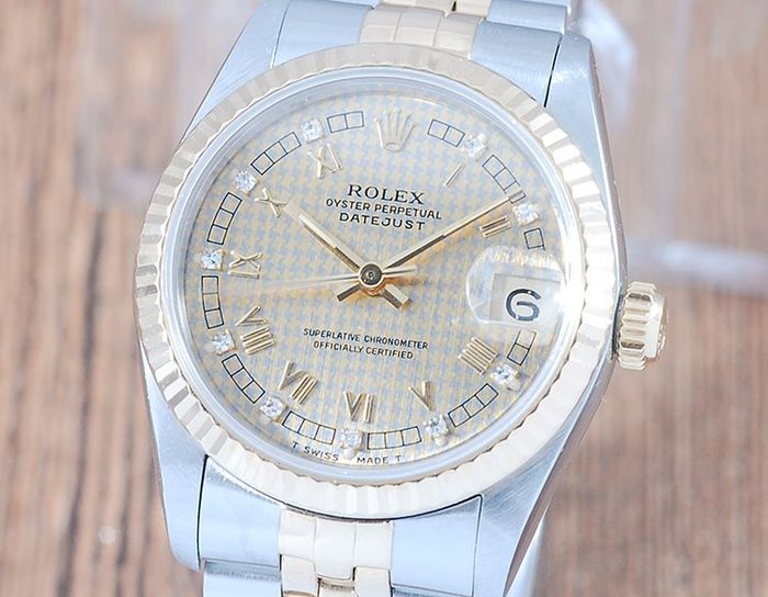 Rolex - Oyster Perpetual Datejust - 68273 - 中性 - 1990-1999