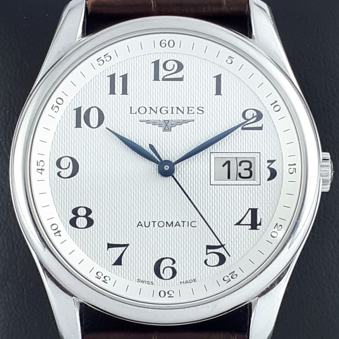 "Longines - Master Collection Automatic - ""NO RESERVE PRICE"" - Ref: L2.648.4 - Herren - 2011-heute"