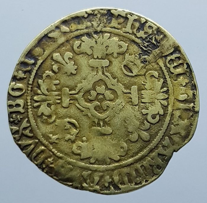 Netherlands - Holland - Philipsgulden 1500-1506 Filips de Schone, Dordrecht - Gold