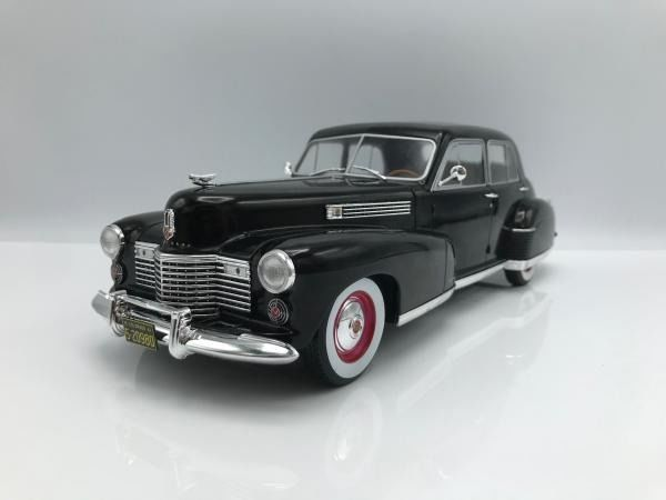 MCG Model Car Group - 1:18 - Cadillac Fleetwood Series 60 - Special Sedan 1941