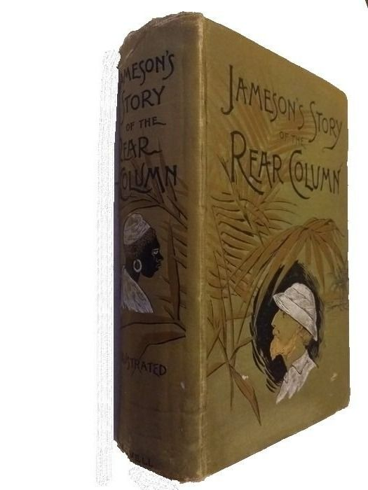 Jameson - The Story of the Emin Pasha Relief Expedition - 1890