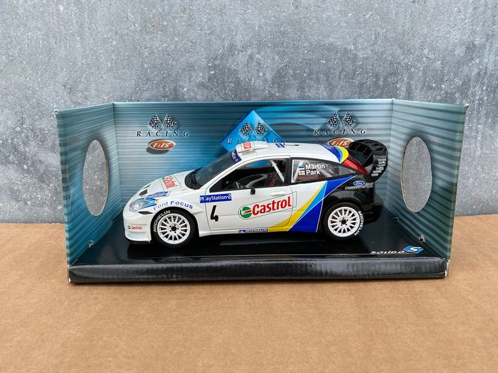 Solido - 1:18 - Ford Focus WRC 2003