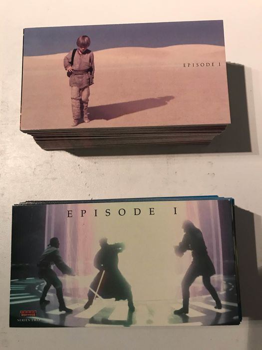 TOPPS - Star Wars - Carte à collectionner Episode1 widevision  - 1999