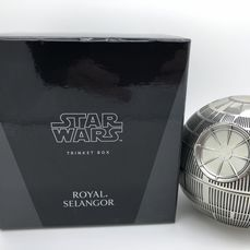 Star Wars - Royal Selangor - Disney - Trinket Box Death Star