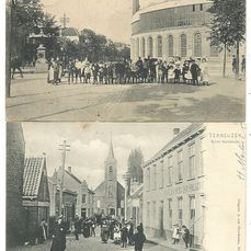 Netherlands - Villages and cities of Zeeland - Postcards (Collection of 42) - 1900-1930