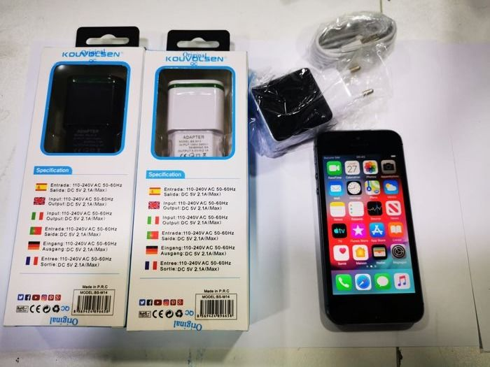 Apple 5s - 16gb - iPhone - Without original box