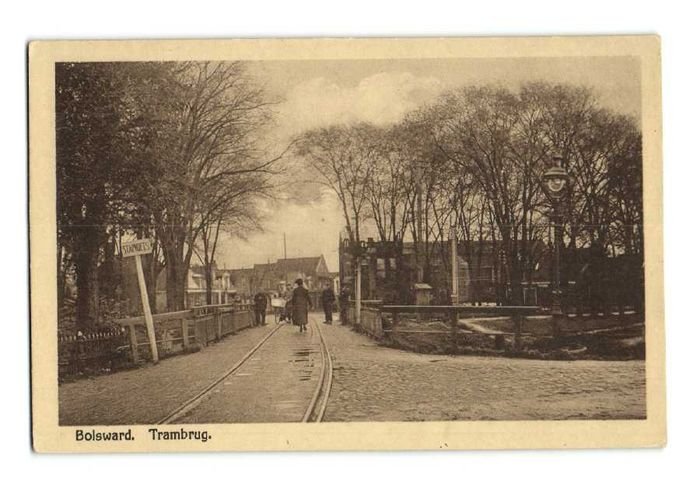 Pays-Bas - Bolsward - Cartes postales (Collection de 51)