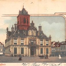 South Holland (varied lot) - Postcards (140) - 1902
