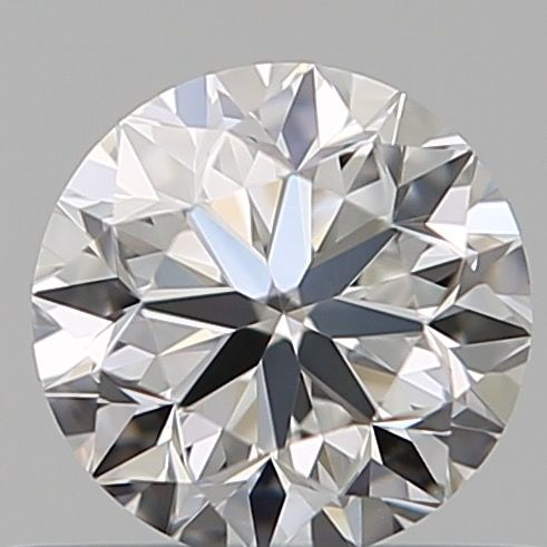 1 pcs Diamant - 0.50 ct - Brillant - E - VVS2, ***No reserve***