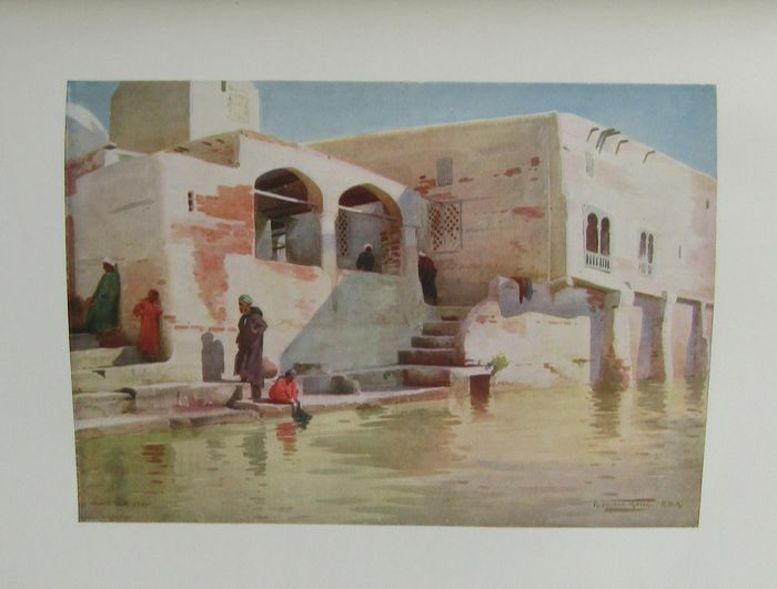 R. Talbot Kelly - Egypt Painted and Described - 1903