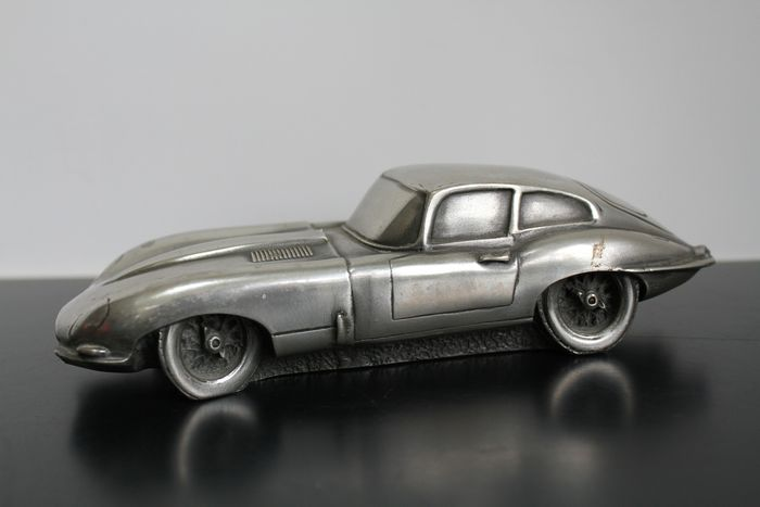 Decoratief object - Large Jaguar E-type Compulsion Gallery - Jaguar