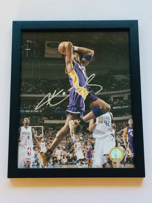 Los Angeles Lakers - NBA Basketball - Kobe Bryant - Photo