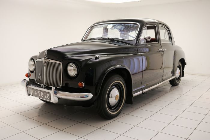 Rover - 75 P4 LHD  - 1956