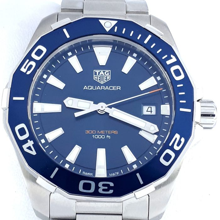 TAG Heuer - Aquaracer 300m - Ref: WAY111C - No Reserve Price - Herren - 2011-heute
