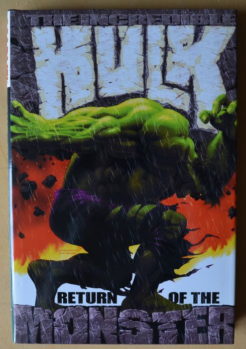 The incredible Hulk #1 - #2  - Serie CPL 1-2 Hardcover- Mint - Eerste druk - (2002/2003)