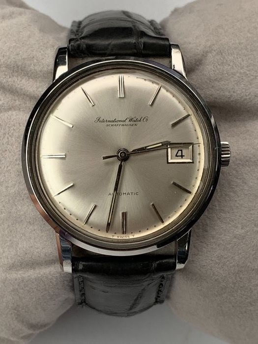 """IWC - """"NO RESERVE PRICE - P602A - Heren - 1970-1979"""
