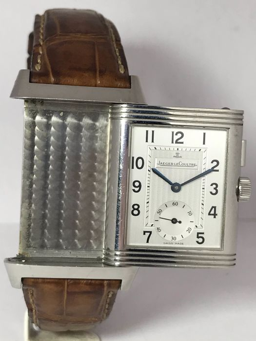 Jaeger-LeCoultre - Reverso Duoface Night & Day - 272.8.54 - Uomo - 1980-1989