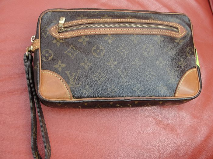 Louis Vuitton - Marly Dragonne Monogram Pochette