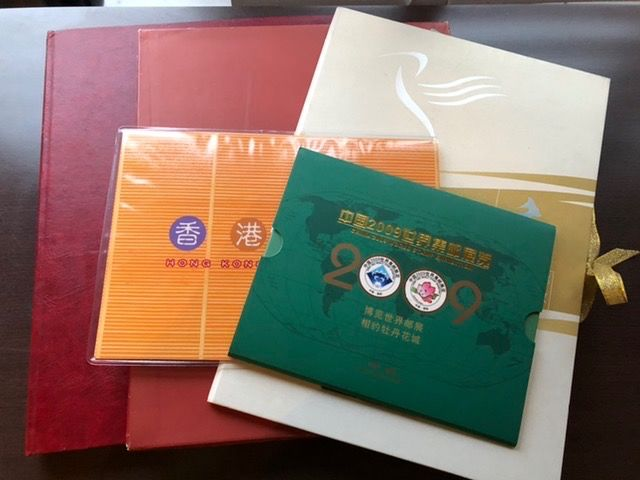 China e Japão - Year book China 2006, collection Japan and extras