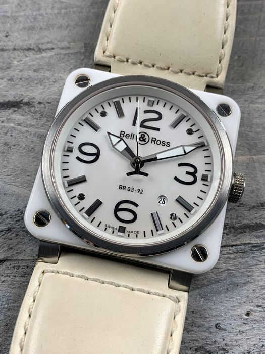 Bell & Ross - Aviation Automatic - BR03-92-SC - Unisex - 2011-heden