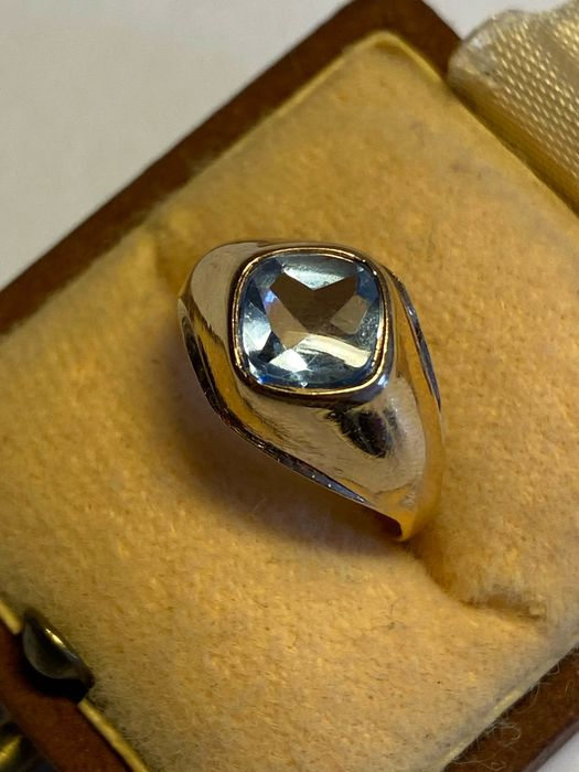 18 carats Or jaune - Bague - 1.50 ct Spinelle