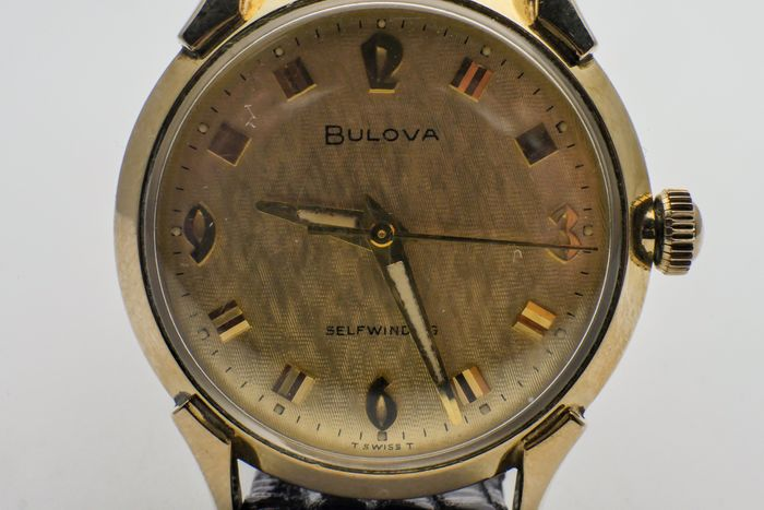 "BULOVA - ROYAL CLIPPER L6 - ""NO RESERVE PRICE"" - Unisex - 1960-1969"