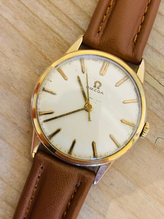 "Omega - cal. 286 - ""NO RESERVE PRICE"" - 131.001 - 63 - SC - Heren - 1960-1969"