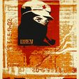 Auktion over kunst af Shepard Fairey (OBEY)