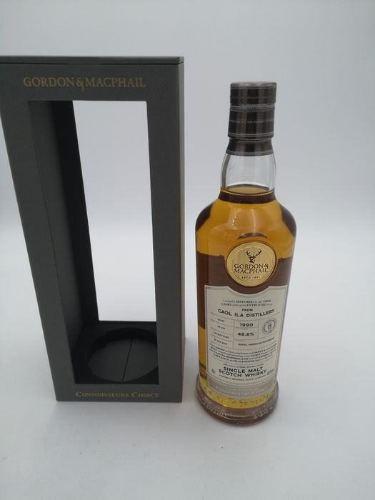 Caol Ila 1990 29 years old Connoisseur Choice - Gordon & McPhail - 70cl