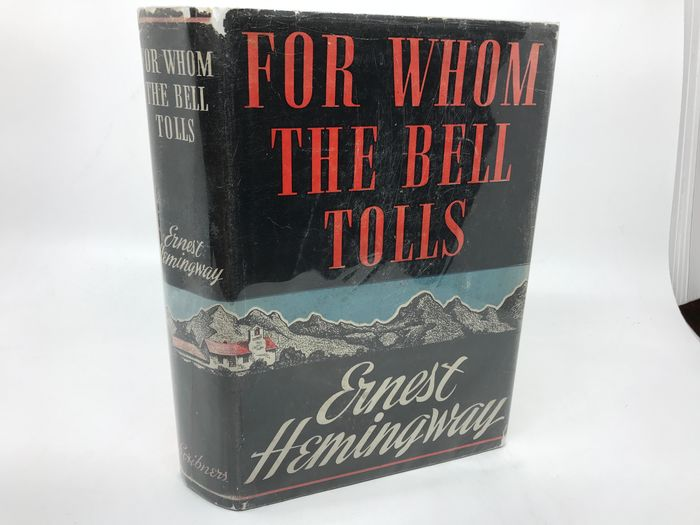 Ernest Hemingway - For Whom The Bell Tolls - 1940