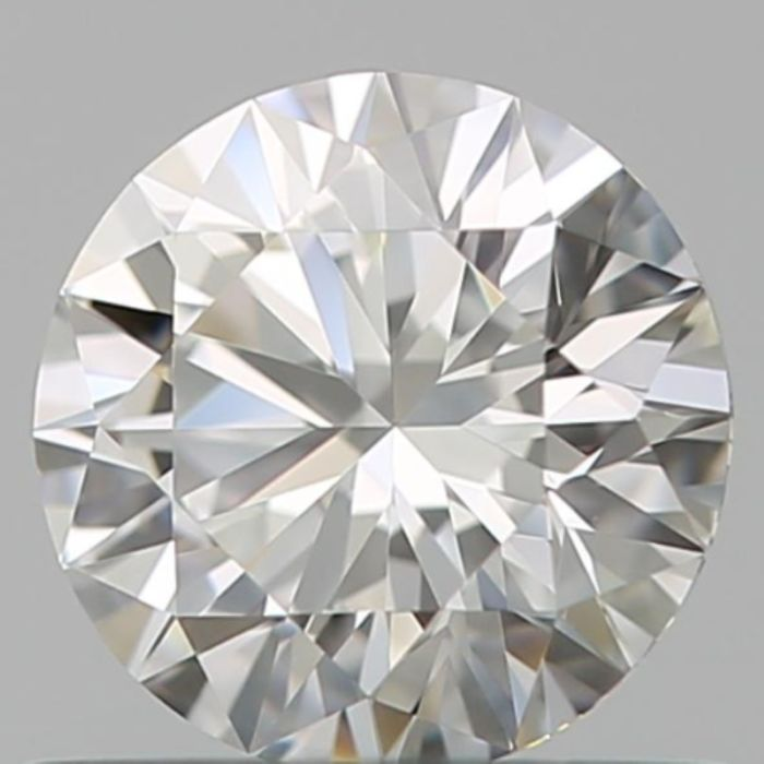 Diamant - 0.33 ct - Brillant - H - VS2