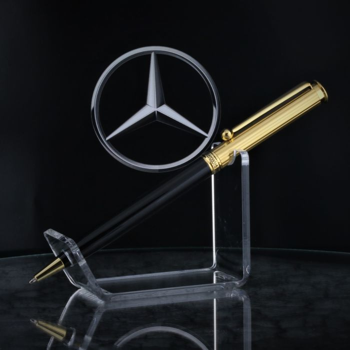 Decorative object -  Limited Edition - High Price & Exclusive 24K Gold plated Concessionaire pen *No Reserve Price * - Mercedes-Benz - After 2000
