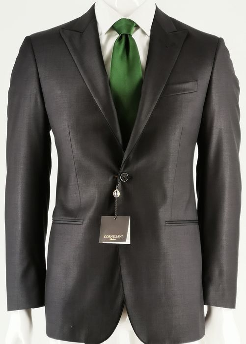 Corneliani - Jacket - Size: EU 46 (IT 50 - ES/FR 46 - DE/NL 44)